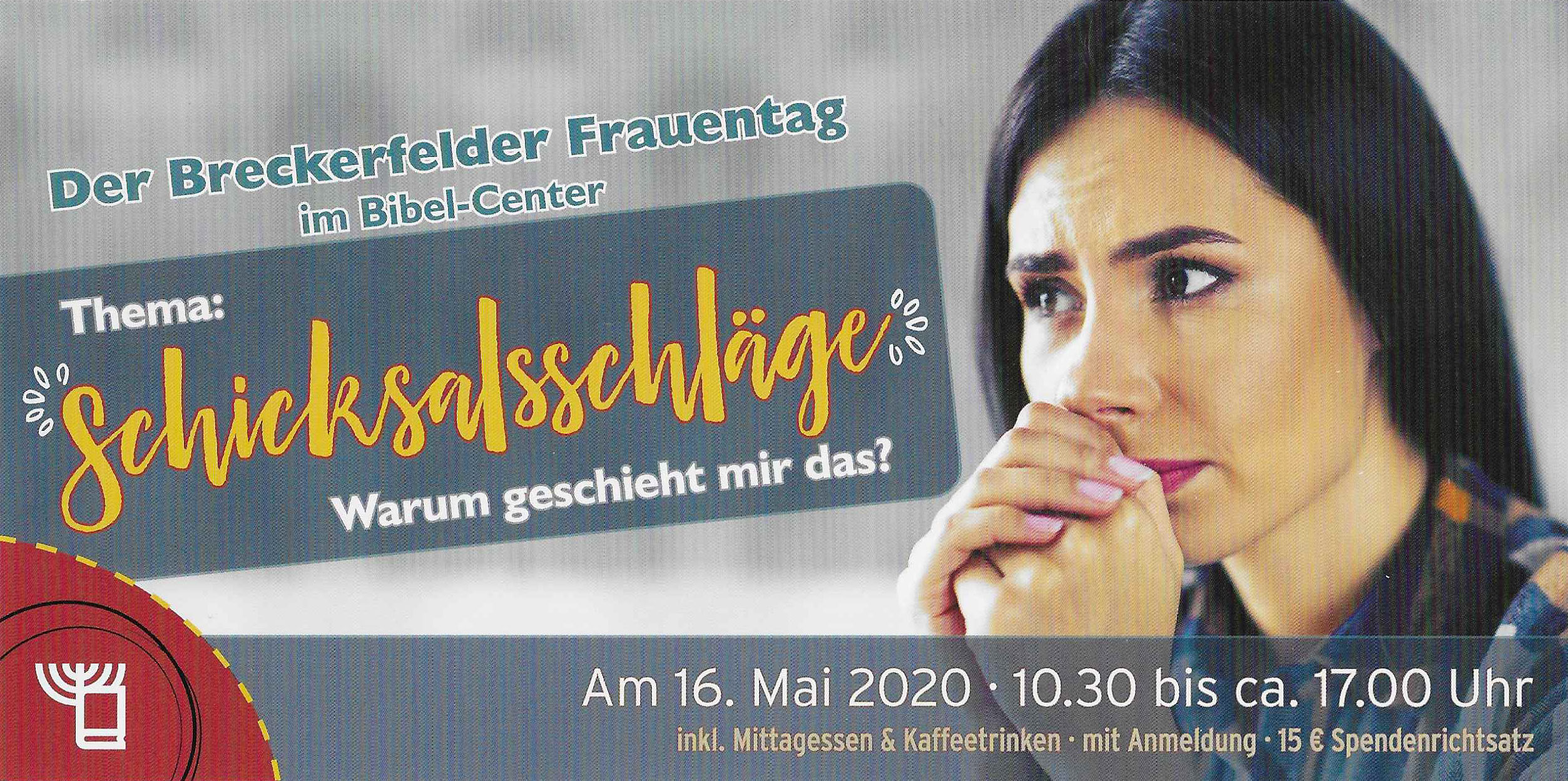 Frauentag im Bibel-Center